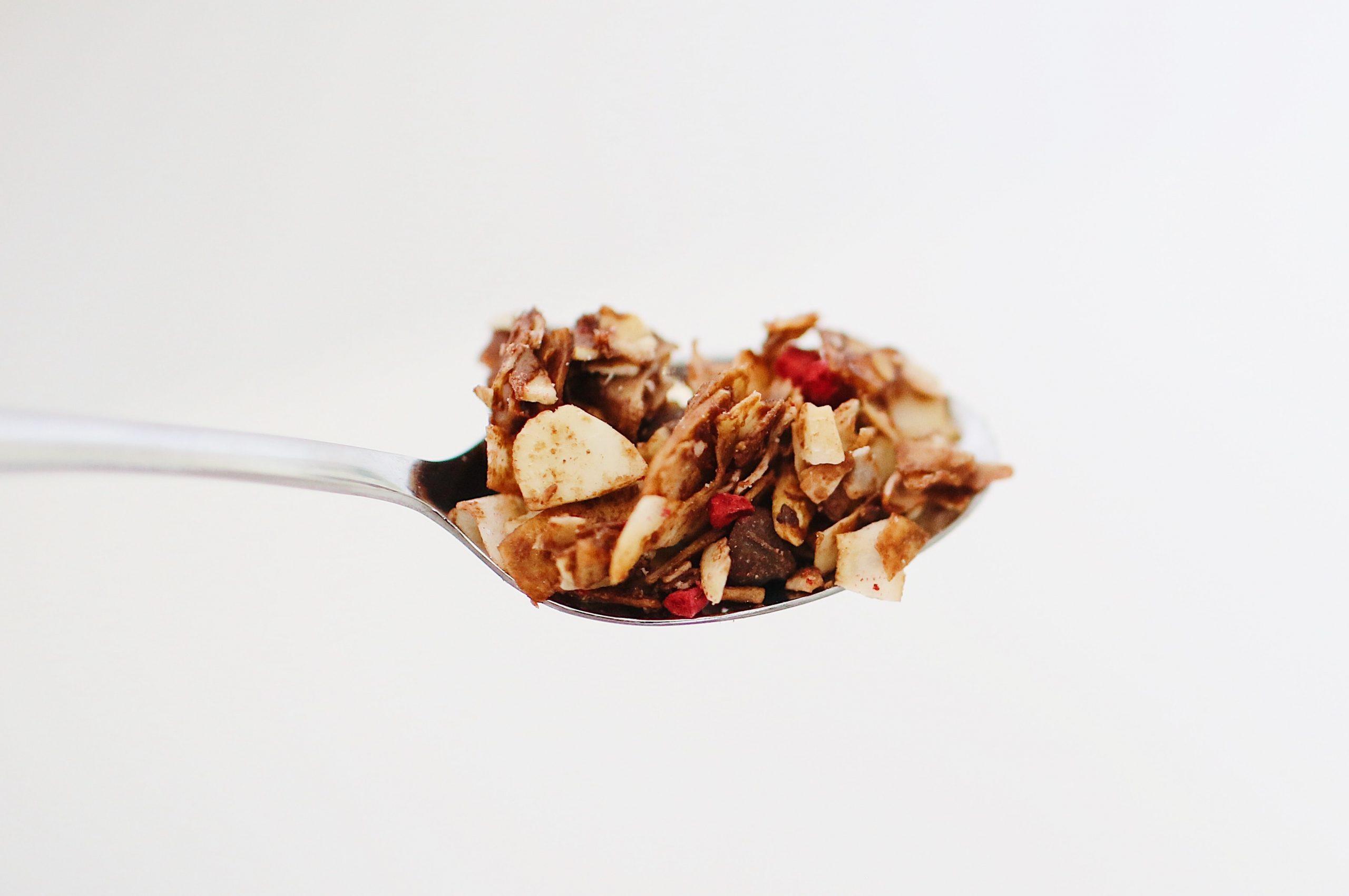 Recette healthy et coup de boost : le granola